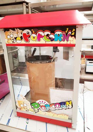 Maquina palomitas sobremesa & carrito