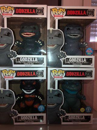 Funko pop Godzilla