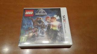 Juego Lego Jurassic World para Nintendo 2DS/3DS