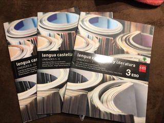 Libro Lengua Castellana y Literatura 3 ESO