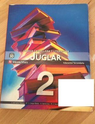Libro Lengua Castellana y Literatura Juglar 2