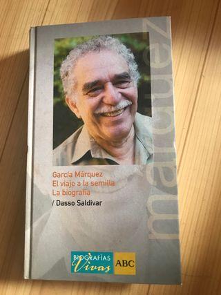 El viaje a la semilla la biografía García Márquez