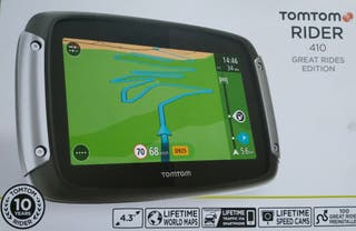 TomTom 410 Great Rider Edition