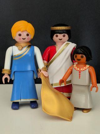 Playmobil familia romana