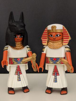 Playmobil Anubis Faraón