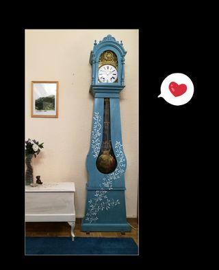 Reloj restaurado