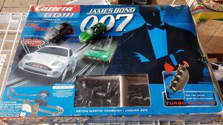 Carrera Go! James bond 007 scalectrix