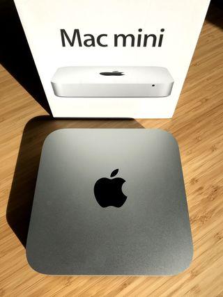 Mac mini 16GB RAM + 256GB SSD