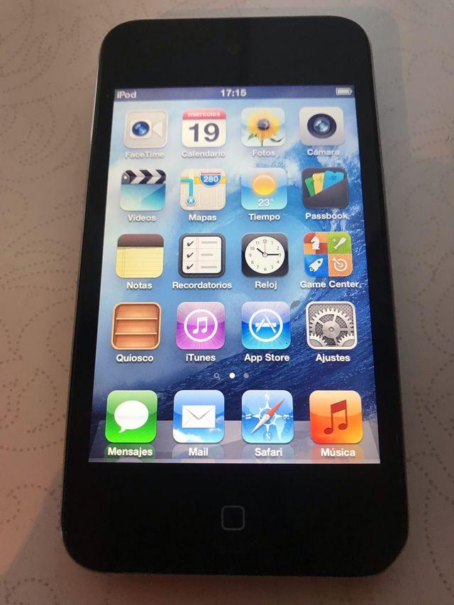 Ipod Touch 4 Generación de segunda mano por 30 € en Rubí en WALLAPOP