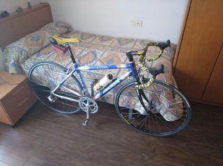 Bicicleta Mendiz Status