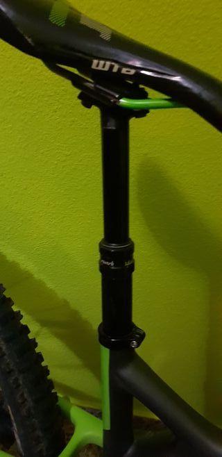 bicicleta cannodale trigger carbon team 29er