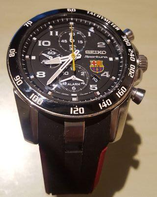 Reloj Seiko Sportura F.C. Barcelona SK-SNAE93P1