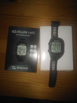 Reloj con pulsometro Sigma D.Run HR