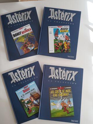 Libros de Astérix, nuevos. Títulos imprescindibles