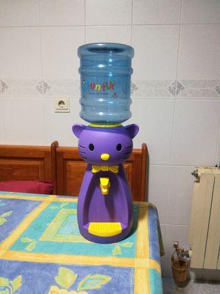 dispensador de agua infantil
