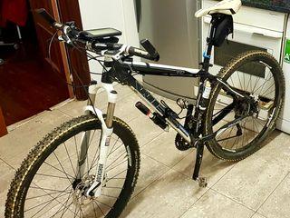 bici de monte btt