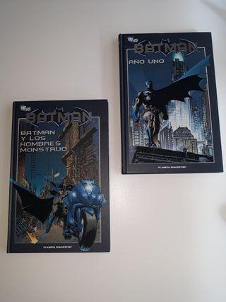 Libros de Batman a estrenar
