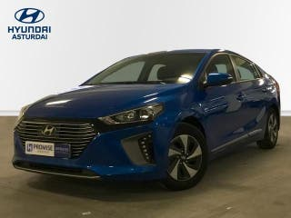 Hyundai Ioniq 1.6 GDI HEV Klass Nav DCT 104 kW (141 CV)