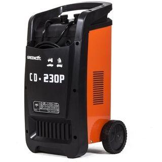 Cargador automático de baterías 12V/24V