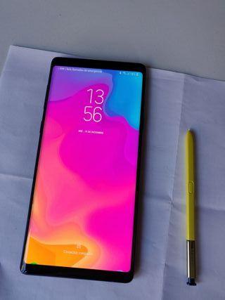Samsung Note 9 8gb