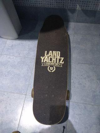skate monopatin longboard landyachtz americano