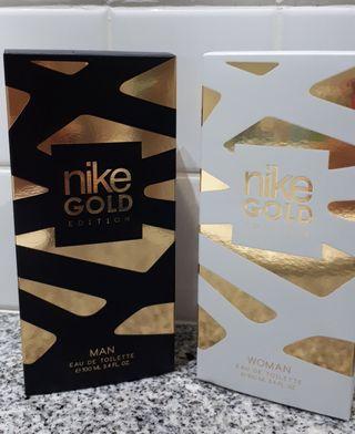 NIKE GOLD colonias