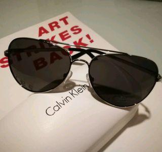Gafas de sol aviador Calvin Klein