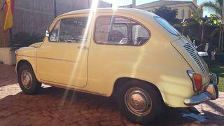 SEAT 600 1972
