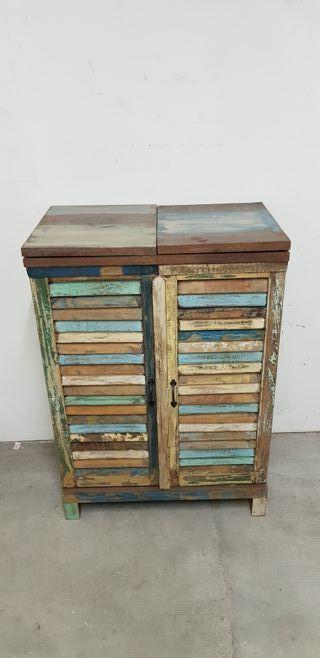 Mueble vintage de segunda mano en wallapop for Muebles de jardin segunda mano