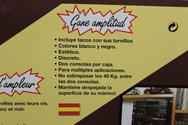 Soporte para microondas de segunda mano por 8 € en Pamplona en WALLAPOP ec45a51c0b30