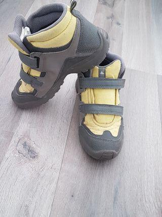 Botas de senderismo impermeables niño/a