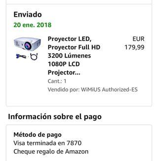 Proyector
