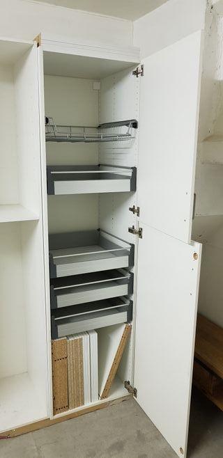 Armario de cocina 220x60x60