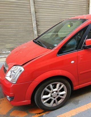 Capó Opel Meriva 2002-2008