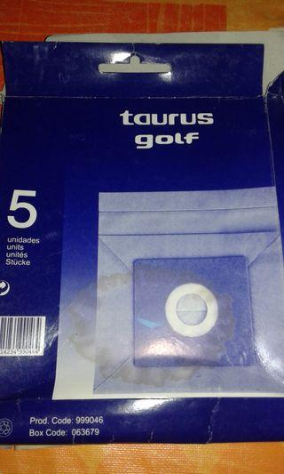 2 BOLSAS ASPIDADOR TAUROUS GOLF