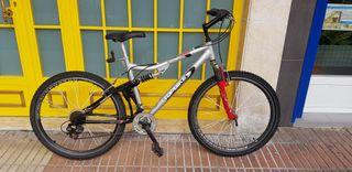 vendo bici montaña 26 pulgadas