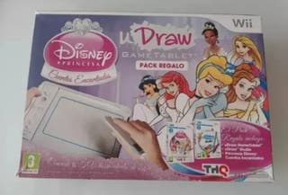 Pack uDraw Wii