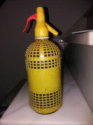 botella sifon