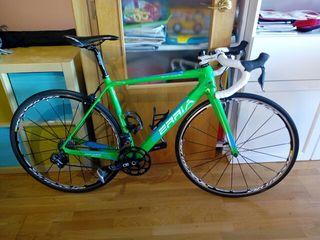 Bicicleta de carretera berria belador 2.0 ult di2