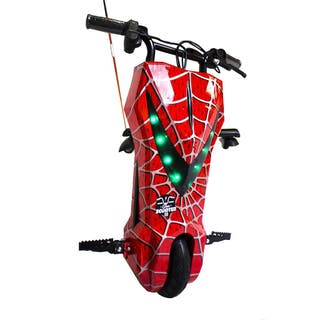 Scooter Drift electrico - Triciclo 360 - Spiderman