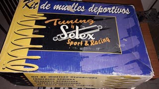 muelles deportivos -3,5cm marca selex
