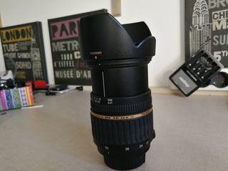 Objetivo Tamron 17 50 2.8 Nikon