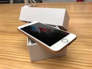 iPhone 8 64GB Oro como Nuevo +Factura