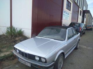 BMW Tc Baur 318i Serie 3 1984