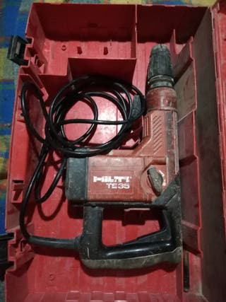 martillo demoledor hilti +función taladro