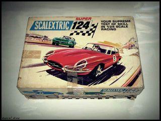 Circuito Scalextric Super 124