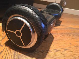 Hover board SK8 con bluetooth mas Bolsa trasporte.