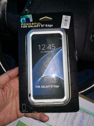 carcasa Love Mei para Galaxy S7 Edge