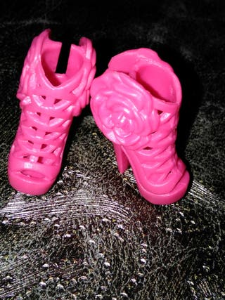 zapatos o sandalias para Barbie originales