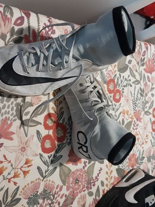 bota futbol sala Nike Mercurial x cr7
